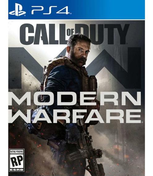 Juego Ps4 Activision Call Of Duty: Modern Warfare