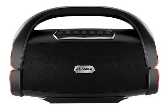 Caixa De Som Speaker Mondial Sk-06 Microsd Usb 150w Bivolt