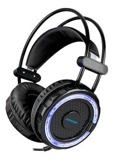 Auricular Gamer 7.1 Con Microfono Ps4 Pc Vibracion Luces Led