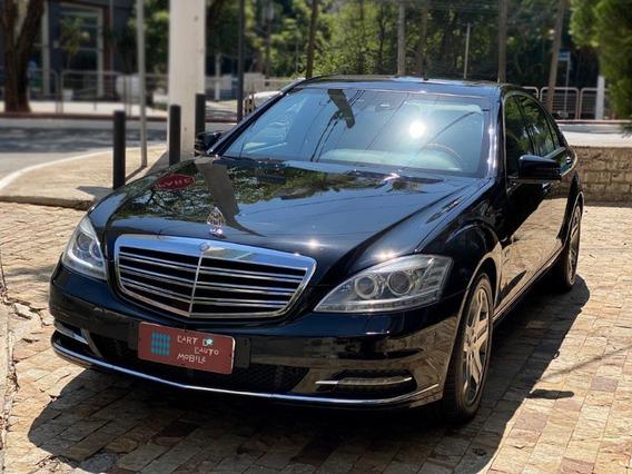 Mercedes-benz S 600 5.5 V12 Turbo Gasolina 5g-tronic - 2012