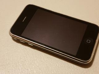 iPhone 3g Negro 8 Gb Liberado Excelente 1213