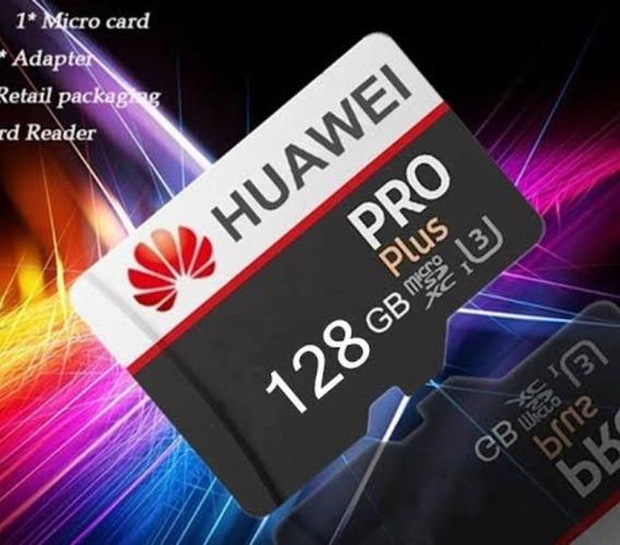 Cartão De Memória Huawei 128gb Plus Pro Original