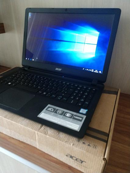 Acer 15 Core I3 6100u 8gb 1tera Windows 10 Na Caixa