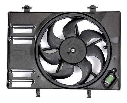 Motor Y Ventilador Con Deflector Ford Ecosport 17/19