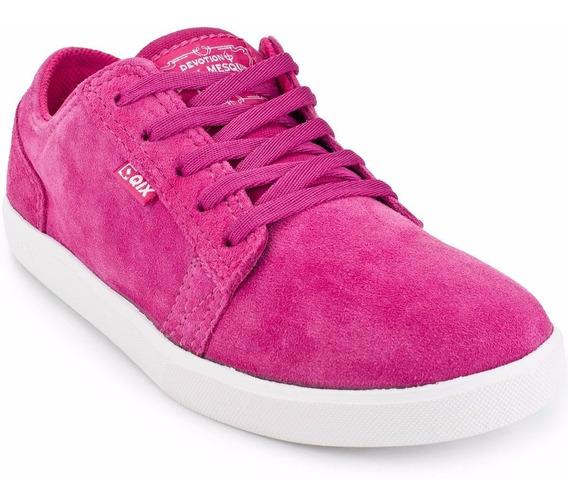 Qix Tênis Allan Mesquita Pink - Original - Fo