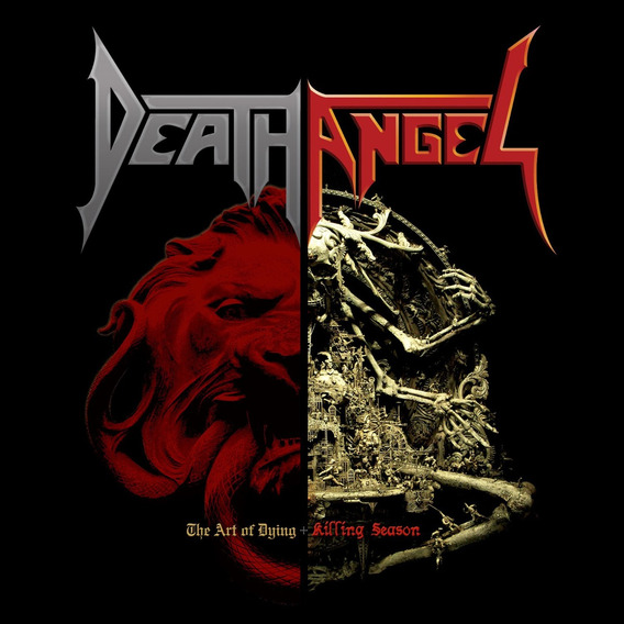 Cd : Death Angel - The Art Of Dying/ Killing Season (dig...