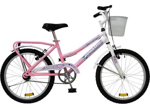 Bicicleta Dama Tomaselli Lady Rodado 20 Ad