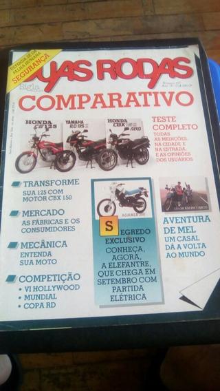 Revista Duas Rodas N* 157 - Década 90