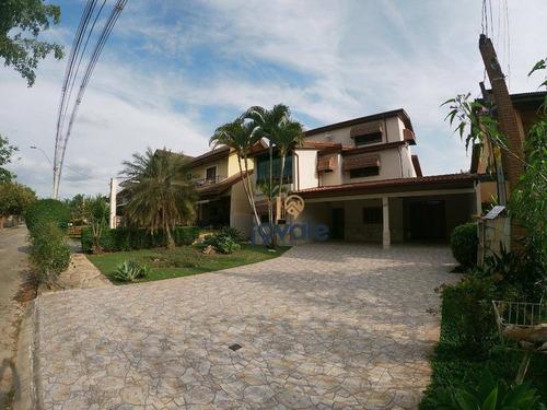 Casa À Venda, 400 M² Por R$ 1.500.000,00 - Conjunto Residencial Esplanada Do Sol - São José Dos Campos/sp - Ca1404