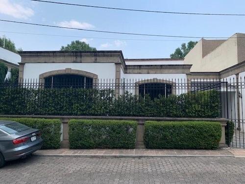 Casa E Renta, Blvd De La Luz / Jardines Del Pedregal