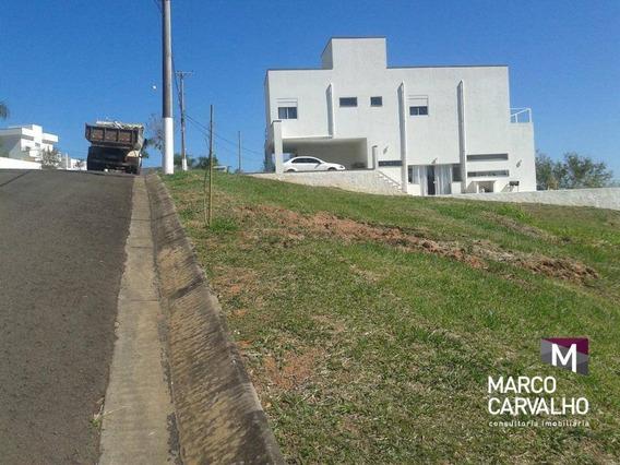 Terreno Residencial À Venda, Condomínio Garden Park, Marília. - Te0133