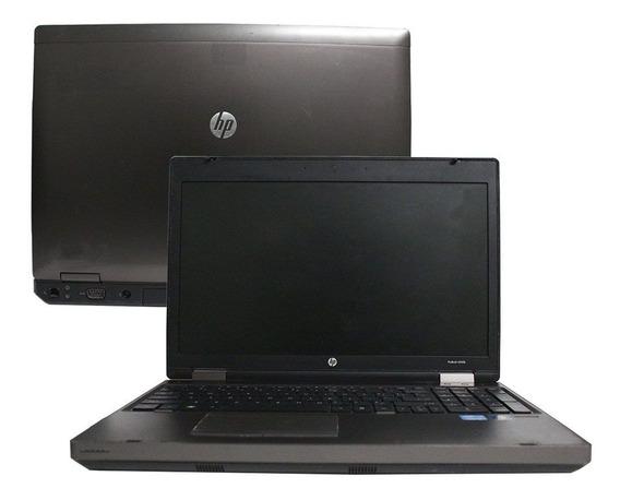 Notebook Hp Probook 6560b I7 8gb 120gb