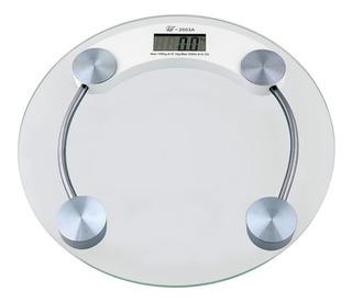 Balança 180kg Digital Vidro Academia Banheiro Clinica Dieta