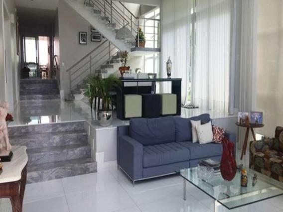 Casa Em Condominio Duplex 5 Quartos Suítes 505m2 Em Alphaville Ii - Leo248 - 4497622