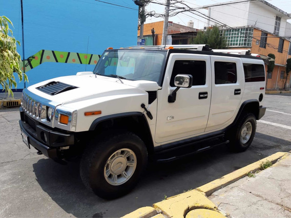 Hummer H2 6.2 Ee Qc Piel Vud Luxury 4x4 At 2005