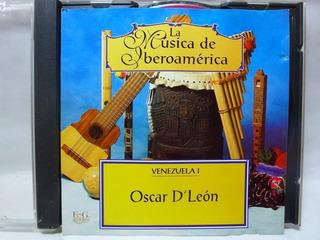 Cd Oscar De León En Vivo Holanda.