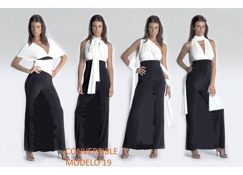 Vestido Vanesa Multivestido, Jeans, Pantalones, Remeras, Md