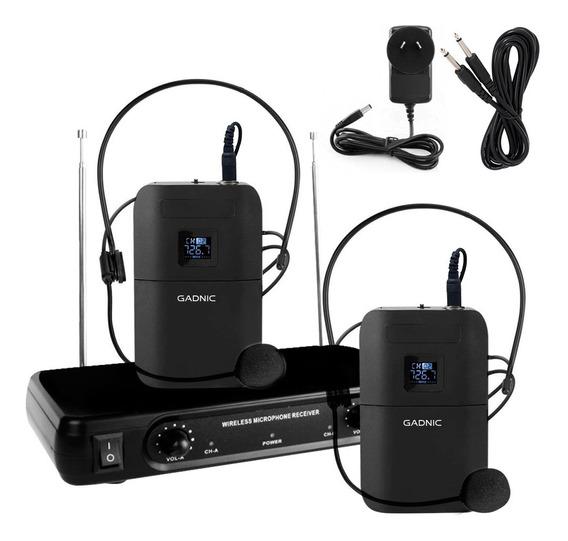 Microfono Vincha Cuello De Ganso Karaoke Premium Colgante