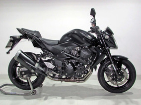 Kawasaki - Z 750 - 2012 Preta
