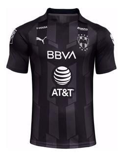 Nueva Jersey Playera Rayados Monterrey Personalizado Gratis