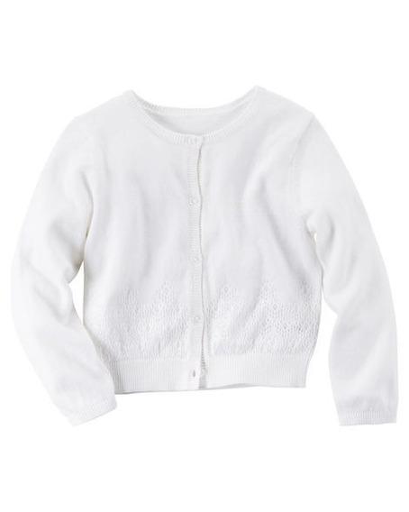 Cardigan Sweater Carters Niña Tallas 3 Y 12 Meses (12v)