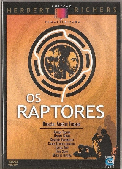 Os Raptores(1968)p/b=carlos Eduardo Dolabella+darlene Gloria