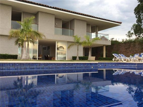 Casa De Condomínio À Venda, 5 Quartos, 9 Vagas, Condomínio Terras De São José Ii - Itu/sp - 5900