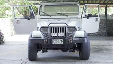 Jeep Wrangler 1988, Motor 258 4.2lts