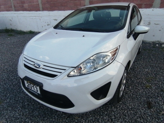 Ford Fiesta 1.6 Se Sedan At 2013