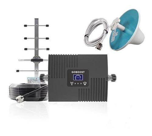 Kit Potente Amplificador De Señal 3g, 4g Y 4.5g, Claro/tigo.