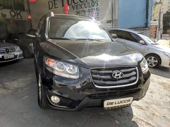 Hyundai Santa Fe Gls 3.5 V6 4x4 7 Lugares (aut) 2012