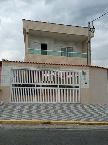 Imagem 1 de 30 de Casa De Condomínio Em Praia Grande , Caiçara - V5157