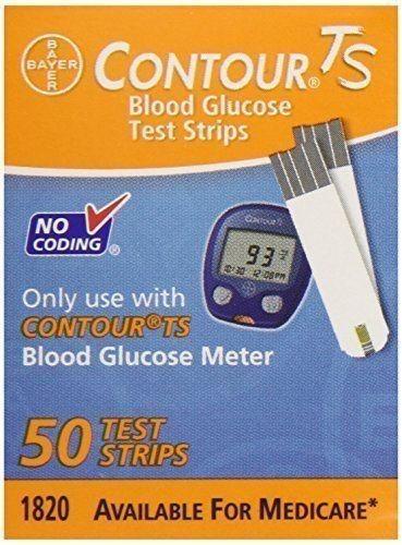 50 Tiras Bayer Para Maquina De Diabeticos