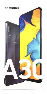 Samsung Galaxy A30 32gb + Funda Original De Regalo. Dual Sim