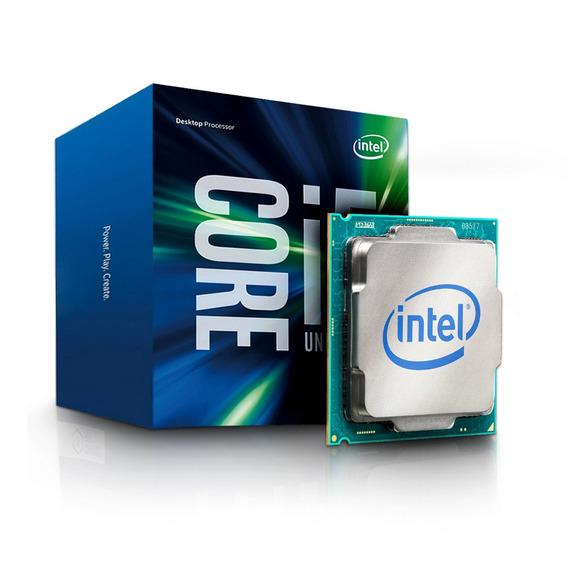 Processador 1151 Core I5 7400 3.0ghz/6mb Box Intel