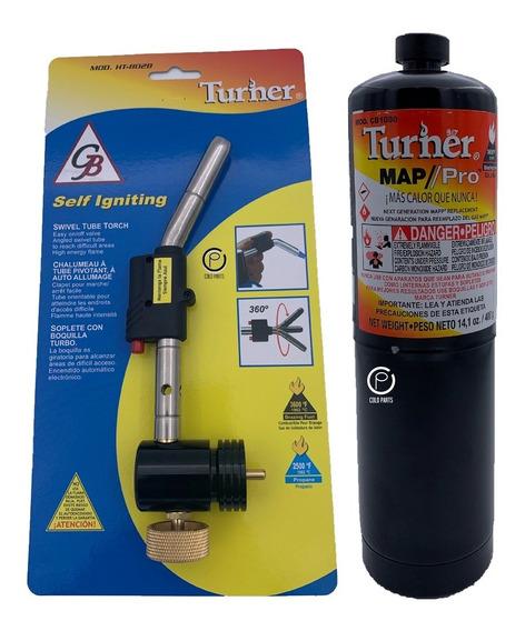 mini soldador de butano Quemador de gas butano con llama de ignici/ón para laboratorio dental Vikye pr/áctico para soldadura de metal electr/ónico soplete