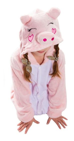 Pijama Unicornio Kigurumi Plush Suave Cuotas