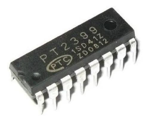 Imagen 1 de 2 de Pt2399 Pt 2399 Circuito Integrado Procesador Delay Chip