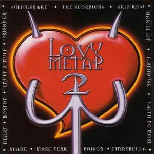 Imagem 1 de 2 de Cd Lovy Metal 2 Ed. Br 2002 Comp Various Clássicos Do Metal