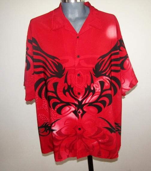 Camisa Moda Callejera Talla Xxl Street Wear