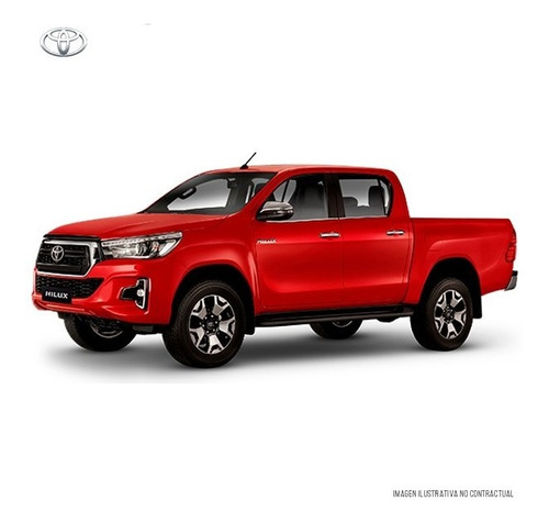 Toyota Hilux 4x2 Cd Srx 2.8 Tdi 6at 0km