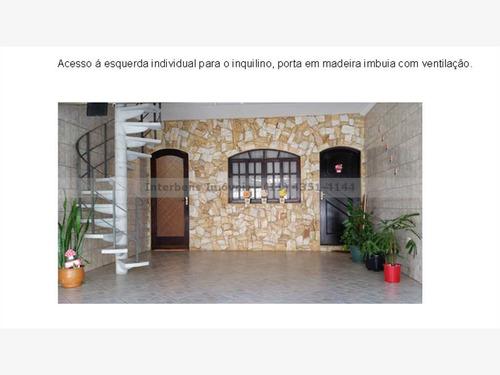 Imagem 1 de 7 de Terrea - Jardim Ipe - Sao Bernardo Do Campo - Sao Paulo    Ref.: 52116 - 52116