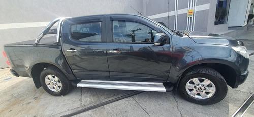 Imagem 1 de 13 de Chevrolet S10 2.4 Lt Cab. Dupla 4x2 Flex 4p