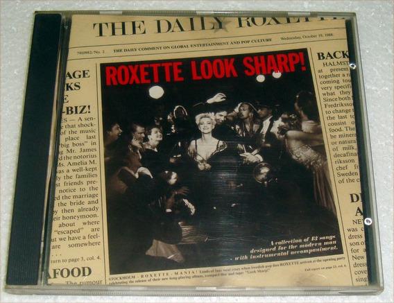 Roxette Look Sharp Cd Uk / Kktus