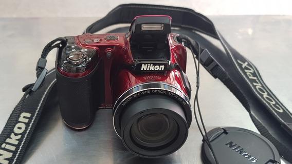 Câmera Digital Nikon Coolpix L810 - Com Defeito