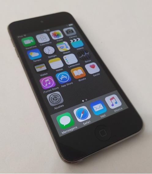 iPod Touch 5 Geração 16gb Apple 5th Cinza Parcelado - Yg22y