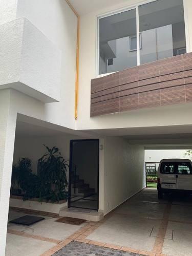 Residencia En Condominio, Col Del Valle