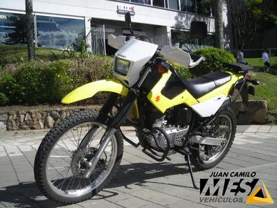 Suzuki Drx200 2016