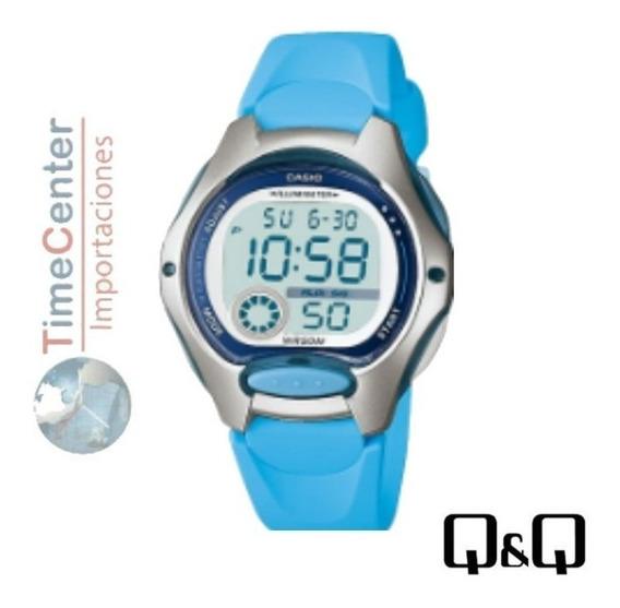Reloj Casio Lw-200,mujer,niño,digital,alarmas,luz,cronometro
