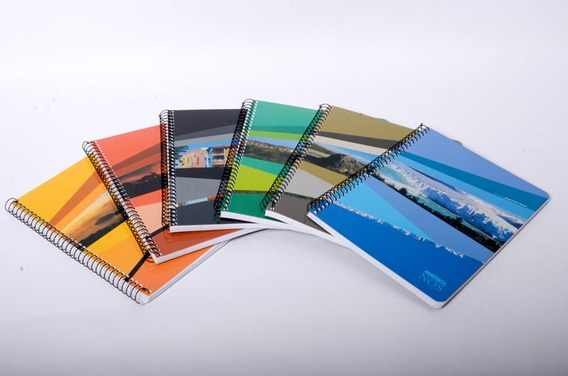 Cuaderno America 29.7 Tipo Universitario 80 Hojas Rayadas